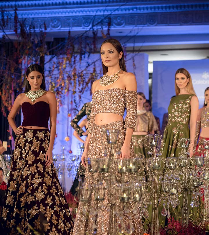 e00627f1c4 20 Best Manish Malhotra s Bridal Collection - Lehengas   Dress