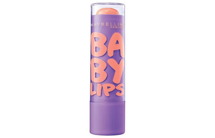 Maybelline Baby Lips Lip Balm - Peach Kiss Shade