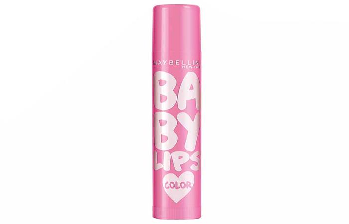Maybelline Baby Lips Lip Balm - Pink Lolita Shade