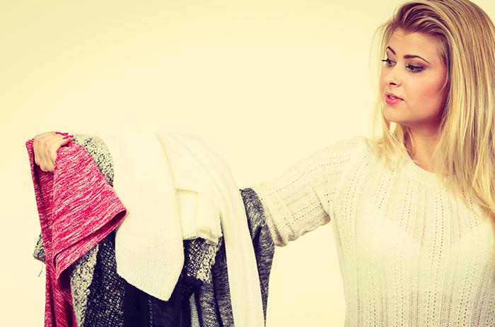 2. Winter Capsule Wardrobe