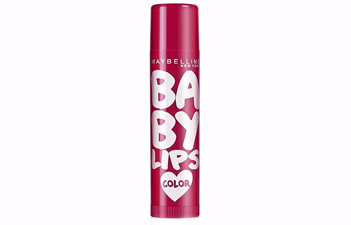 Maybelline Baby Lips Lip Balm - Berry Crush Shade