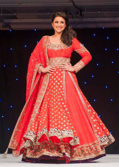 3. Parineeti Chopra Wedding Frock