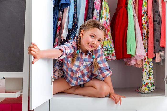 How To Build A Capsule Wardrobe – Capsule Wardrobe For Kids