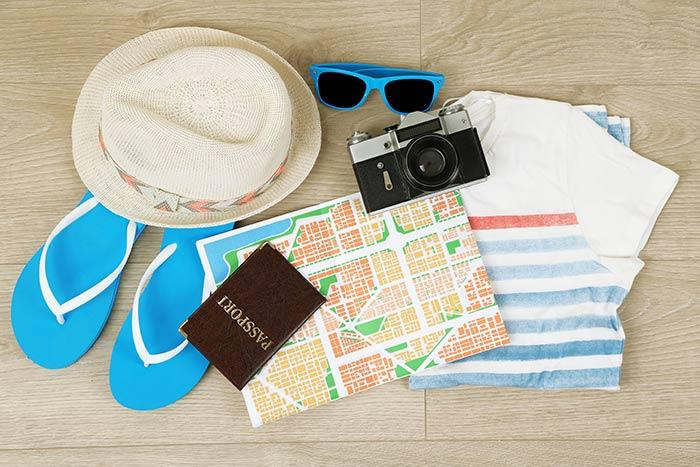 6. Capsule Wardrobe For Travel