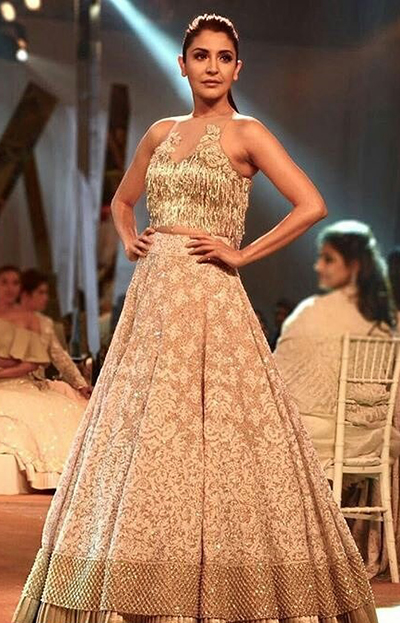20 Best Manish Malhotra S Bridal Collection Lehengas Dress
