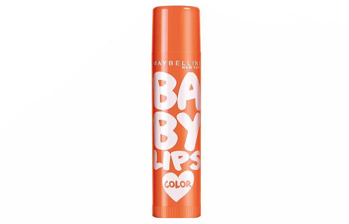 Maybelline Baby Lips Lip Balm - Coral Flush Shade