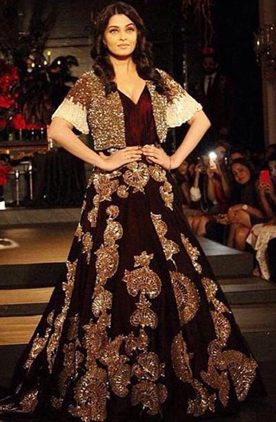 20 Best Manish Malhotra\'s Bridal Collection - Lehengas & Dress