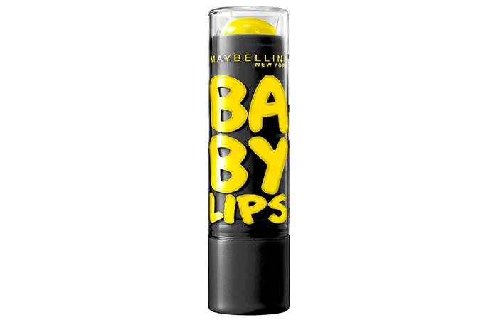 Maybelline Baby Lips Lip Balm - Fierce N Tangy Shade
