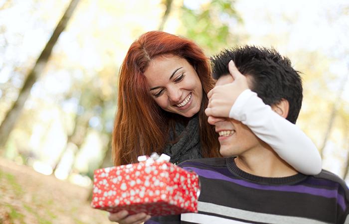 9. Give Sweet Little Surprises