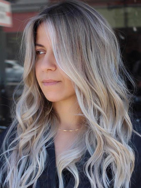 Ash-Blonde-Root-Melt