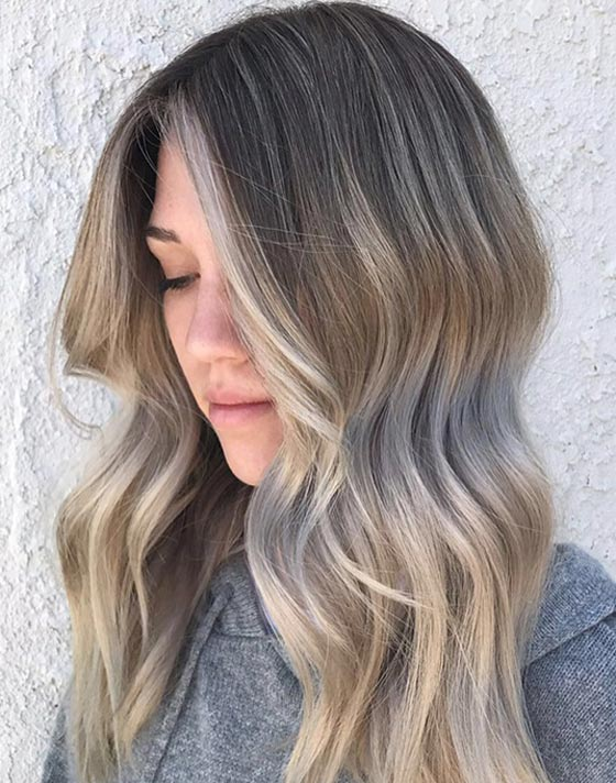 30 ash blonde hair color ideas that youll want to try out right away 11 ash blonde sombre solutioingenieria Images