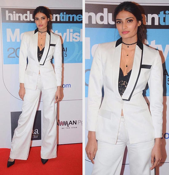 Athiya Shetty In A Matching Set