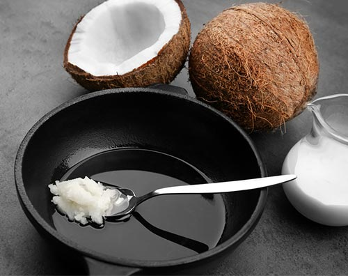 Black Seed Oil And Coconut Oil For Hair - Black Seed Oil