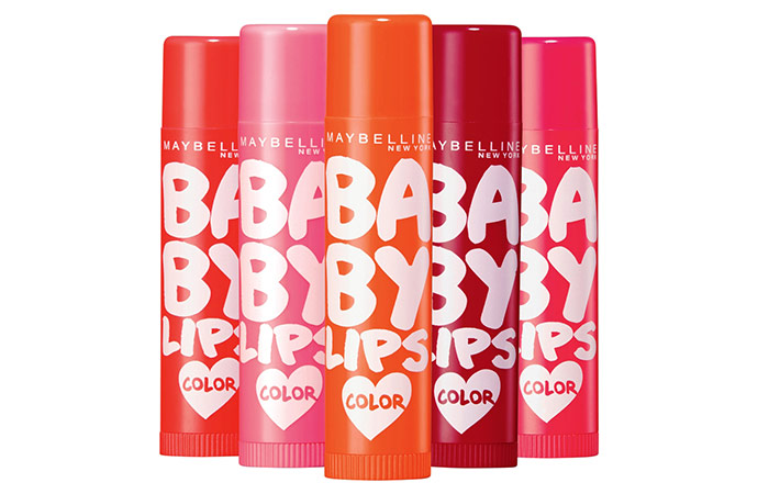 Maybelline Baby Lips Lip Balm - Different Shades