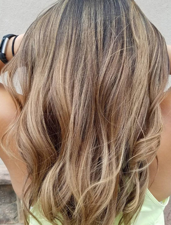 Dark-Honey-Blonde-Balayage