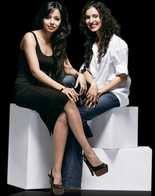 Gauri-And-Nainika