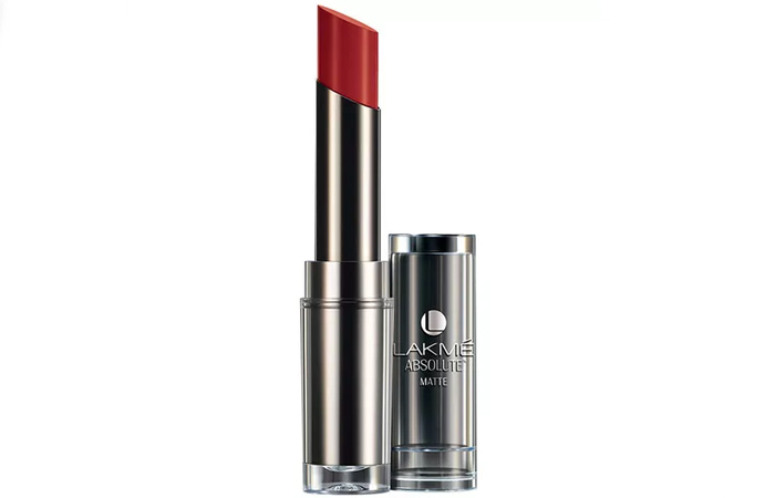 Lakme Absolute Sculpt Studio Hi-Definition Matte Lipstick Shades - Maroon Magic