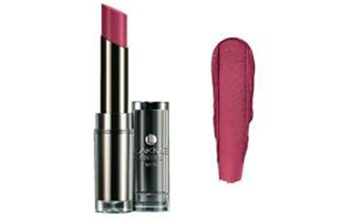 Lakme Absolute Sculpt Studio Hi-Definition Matte Lipstick Shades - Mauve Fun
