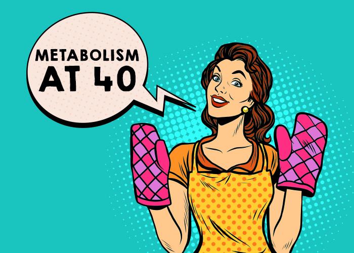 Metabolism At 40