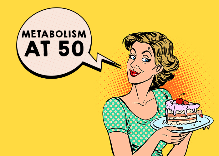 Metabolism At 50