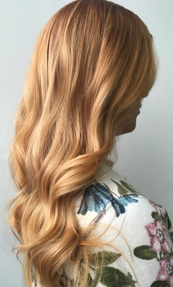 How To Mix Strawberry Blonde Hair Dye Best Image Of Blonde Hair 2018