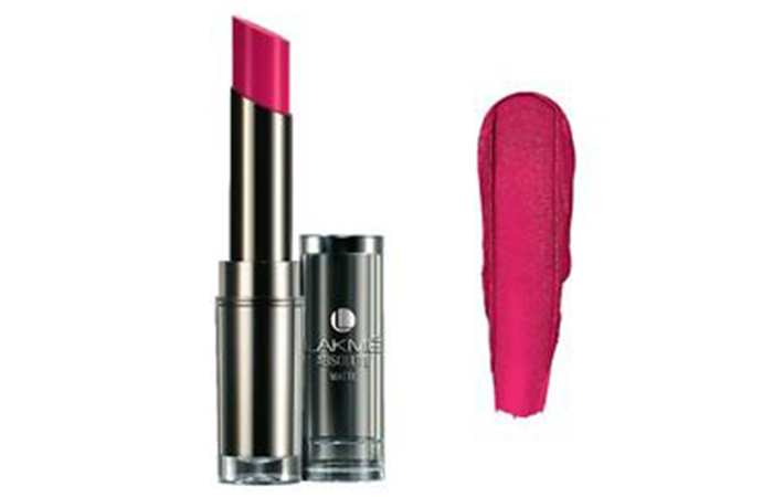 Lakme Absolute Sculpt Studio Hi-Definition Matte Lipstick Shades - Pink Me Up