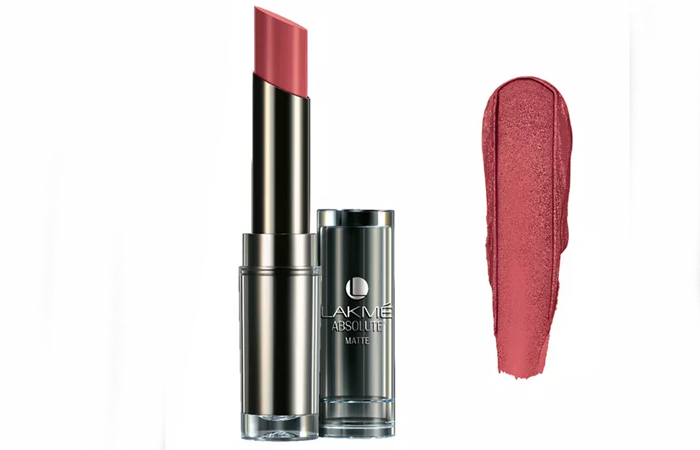 Lakme Absolute Sculpt Studio Hi-Definition Matte Lipstick Shades - Pink Possession