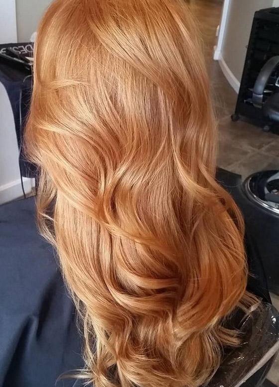 30 strawberry blonde hair color ideas superb strawberry blonde urmus Images