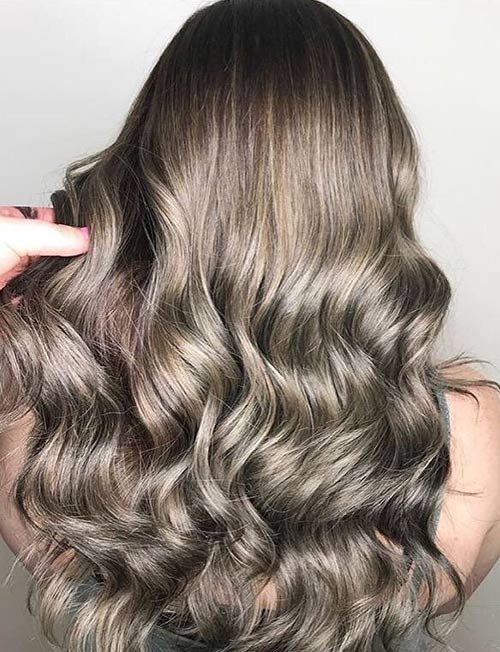 How To Blend Gray Hair With Highlights And Lowlights