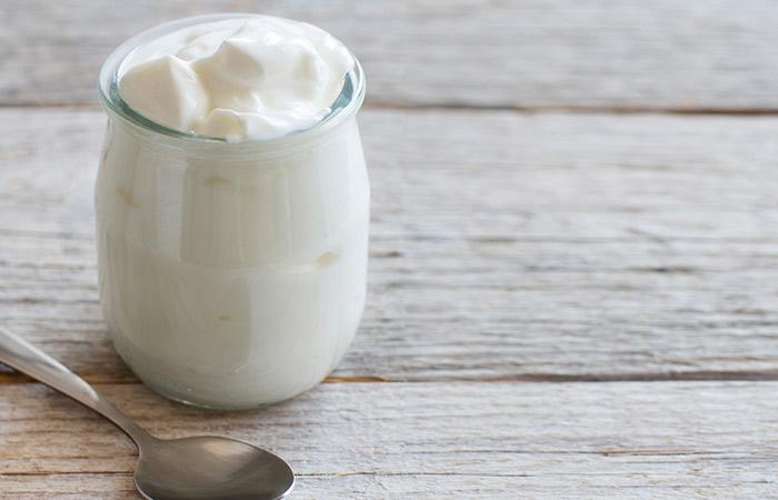 1. Yogurt (Probiotic)
