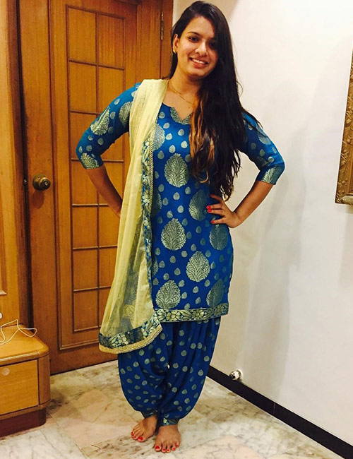 10. And, The Most Obvious Salwar Kameez