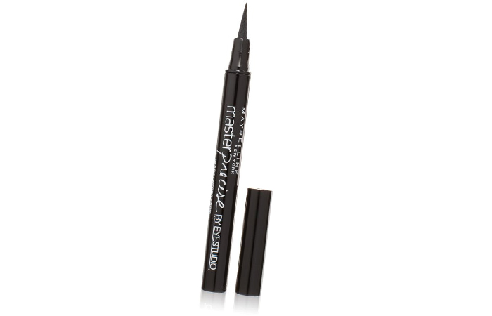 Best Liquid Eyeliners For Women In The World - 13. Maybelline New York Eye Studio Master Precise Ink Pen Eyeliner
