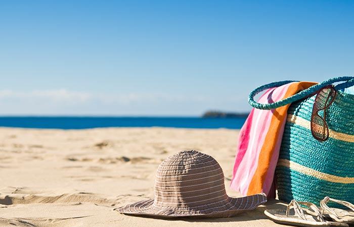 15. Beach Bags