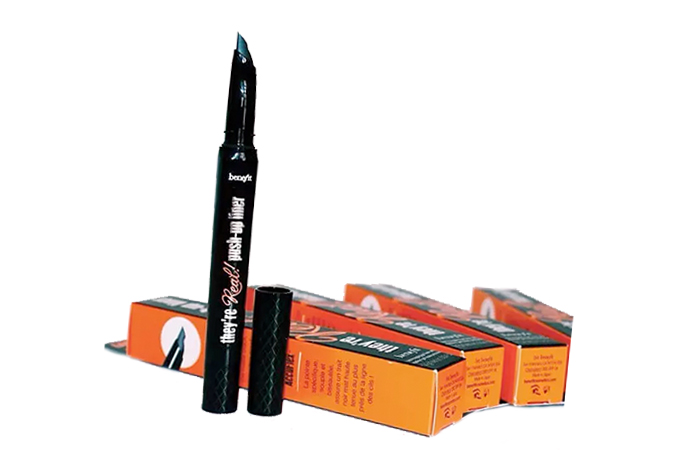 Best Gel Eyeliners For Women In The World - 17. Benefit They're Real Push Up Liner