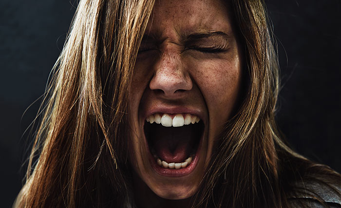 2 - Anger and Irritable Behaviour