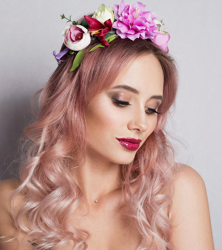 20 Rose Gold Hair Color Ideas Trending In 2018
