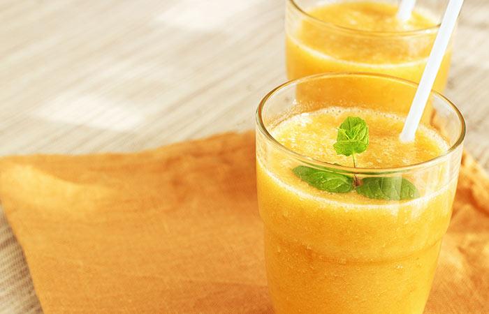 20. Orange, Grapefruit, Banana, Lemon, Green Tea, And Honey