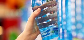 Ever Noticed Those Small Numbers On The Bottom Of A Plastic Bottle? This Is What They Mean