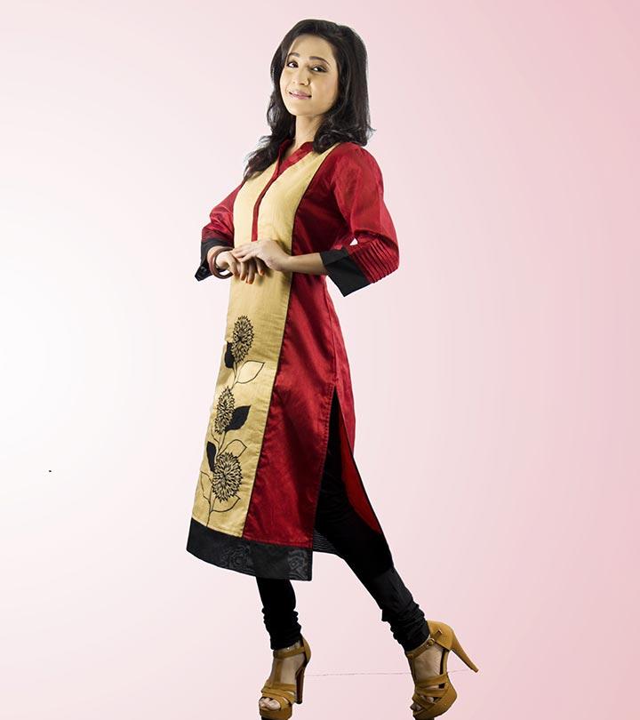 slitl kurtis for women