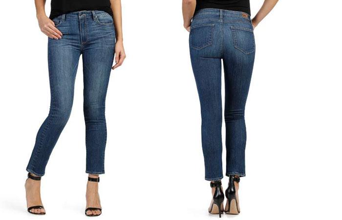 3. Straight Leg Jeans