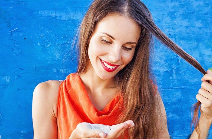 3. Baking Soda As A DIY Dry Shampoo