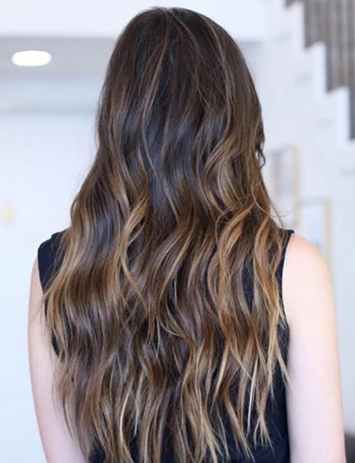 3. Caramel Highlights