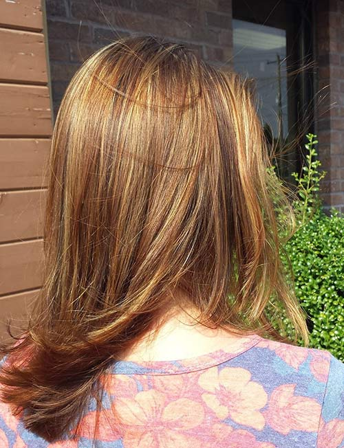 Mahogany Lowlights & Difference Between Highlights And Lowlights