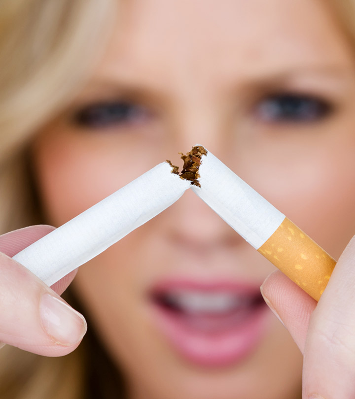 10 Highly Effective Unconventional Methods To Quit Smoking