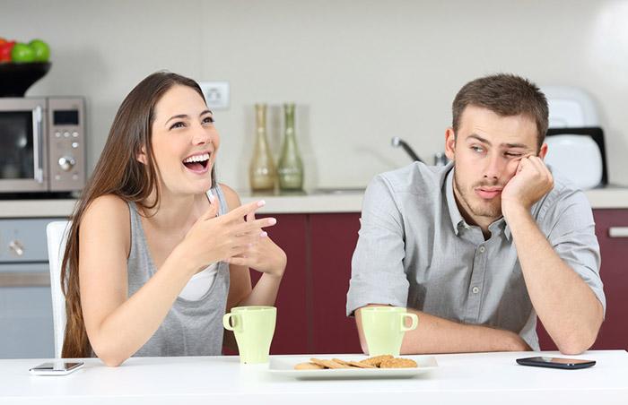 4. Men Require More Effort To Process Female Voice.