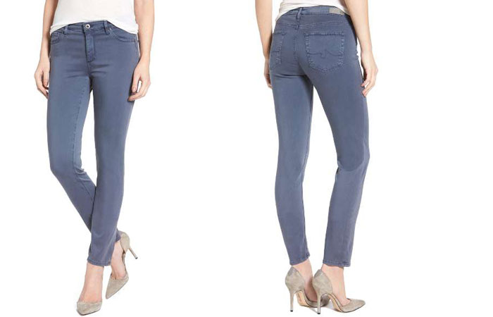 7. Low Rise Jeans