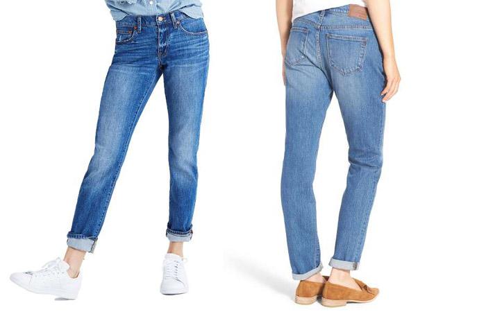 8. Boyfriend Jeans