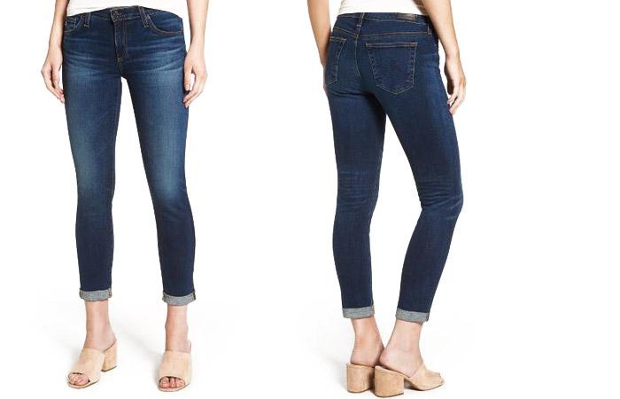 9. Cigarette Jeans