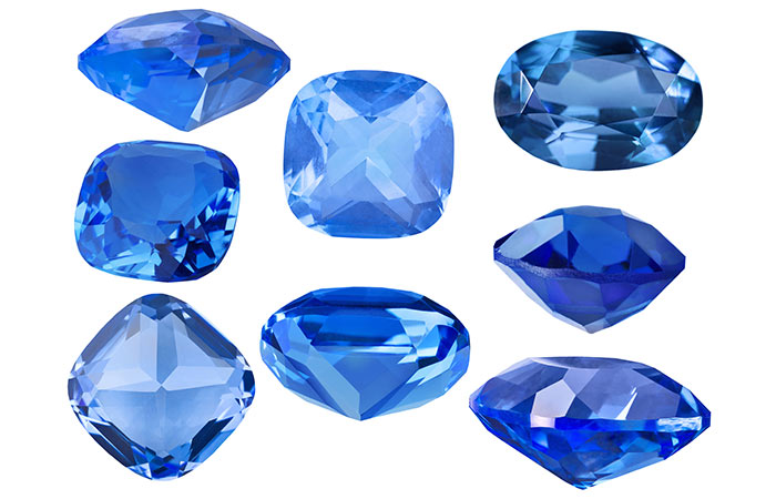 9. September Sapphire