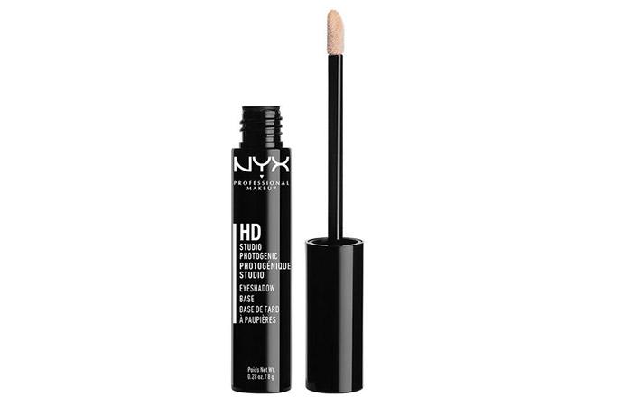NYX Cosmetics HD Eye Shadow Base - Best Drugstore Eye Primer
